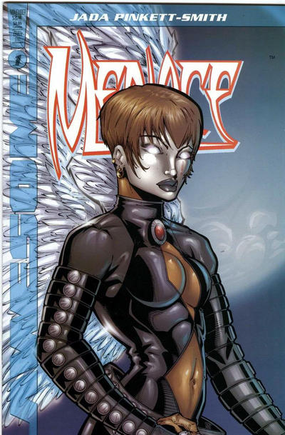 Cover for Menace (Awesome, 1998 series) #1