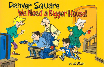 Cover for Denver Square: We Need a Bigger House! (Pelican Publishing Company , 2003 series) #[nn]