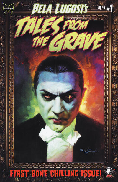 Cover for Bela Lugosi's Tales from the Grave (Monsterverse Entertainment, 2010 series) #1