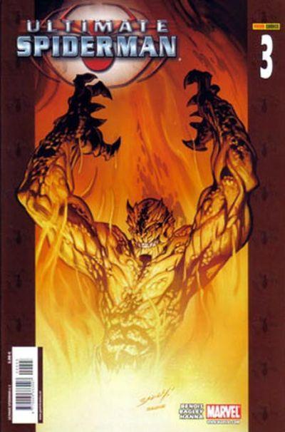 Cover for Ultimate Spiderman (Panini España, 2006 series) #3