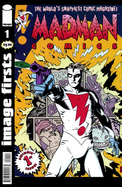 Cover for Image Firsts: Madman (Image, 2010 series) #1