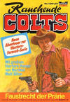 Cover for Rauchende Colts (Bastei Verlag, 1977 series) #1