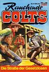 Cover for Rauchende Colts (Bastei Verlag, 1977 series) #4