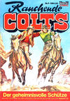 Cover for Rauchende Colts (Bastei Verlag, 1977 series) #5
