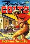 Cover for Rauchende Colts (Bastei Verlag, 1977 series) #8