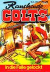 Cover for Rauchende Colts (Bastei Verlag, 1977 series) #17