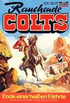 Cover for Rauchende Colts (Bastei Verlag, 1977 series) #19