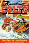 Cover for Rauchende Colts (Bastei Verlag, 1977 series) #21