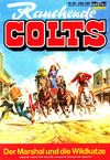 Cover for Rauchende Colts (Bastei Verlag, 1977 series) #26