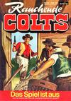 Cover for Rauchende Colts (Bastei Verlag, 1977 series) #32