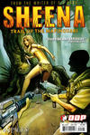 Cover for Sheena, Trail of the Mapinguari (Devil's Due Publishing, 2008 series)