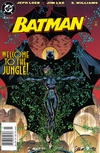 Cover for Batman (DC, 1940 series) #611 [Newsstand]