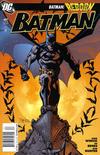 Cover for Batman (DC, 1940 series) #687 [Newsstand]