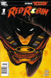 Cover Thumbnail for Red Robin (2009 series) #1 [Newsstand Variant]