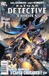 Cover for Detective Comics (DC, 1937 series) #853 [Newsstand]