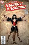 Cover for Wonder Woman (DC, 2006 series) #604 [Alex Garner Variant]
