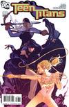 Cover Thumbnail for Teen Titans (2003 series) #88 [Adam Hughes Cover Variant]