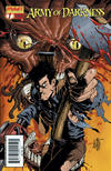 Cover for Army of Darkness (Dynamite Entertainment, 2005 series) #7 [Cover A - Nick Bradshaw]