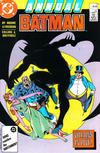 Cover for Batman Annual (DC, 1961 series) #11 [Newsstand]