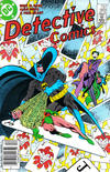 Cover for Detective Comics (DC, 1937 series) #569 [Newsstand]