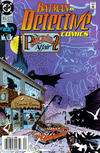 Cover Thumbnail for Detective Comics (1937 series) #615 [Newsstand]