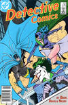 Cover for Detective Comics (DC, 1937 series) #570 [Newsstand]