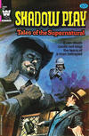 Cover for Shadow Play (Western, 1982 series) #1 [White Logo Variant]