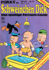 Cover for Schweinchen Dick (Condor, 1977 ? series) #87
