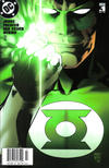 Cover for Green Lantern (DC, 2005 series) #1 [Newsstand - Carlos Pacheco / Jesus Merino Cover]
