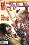 Cover for Wolverine and Deadpool (Panini UK, 2010 series) #13