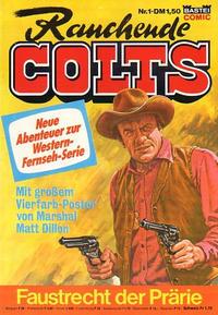Cover Thumbnail for Rauchende Colts (Bastei Verlag, 1977 series) #1