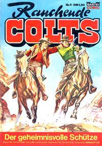 Cover Thumbnail for Rauchende Colts (Bastei Verlag, 1977 series) #5