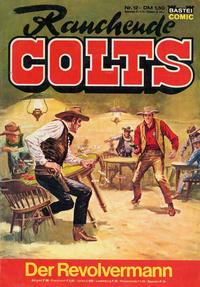 Cover Thumbnail for Rauchende Colts (Bastei Verlag, 1977 series) #12