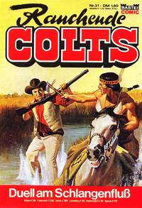 Cover Thumbnail for Rauchende Colts (Bastei Verlag, 1977 series) #31