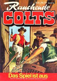 Cover Thumbnail for Rauchende Colts (Bastei Verlag, 1977 series) #32