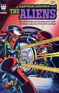 Cover Thumbnail for The Aliens (Western, 1967 series) #2 [White Whitman Logo Variant]