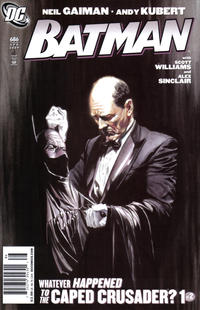 Cover Thumbnail for Batman (DC, 1940 series) #686 [Alex Ross Newsstand Cover]