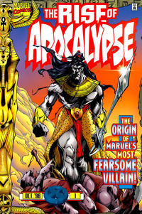 Cover Thumbnail for The Rise of Apocalypse (Marvel, 1996 series) #1