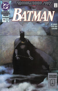 Cover for Batman Annual (DC, 1961 series) #15 [Direct Edition First Printing]