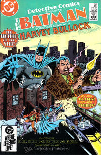 Cover Thumbnail for Detective Comics (DC, 1937 series) #549 [Direct Sales]
