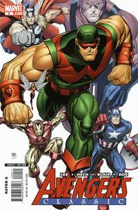Cover Thumbnail for Avengers Classic (Marvel, 2007 series) #9