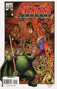 Cover Thumbnail for Avengers Classic (Marvel, 2007 series) #12