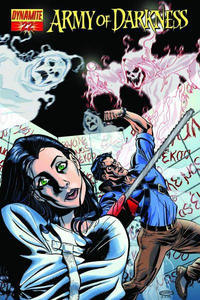 Cover Thumbnail for Army of Darkness (Dynamite Entertainment, 2007 series) #22