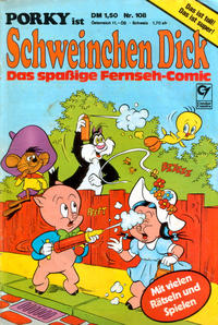 Cover Thumbnail for Schweinchen Dick (Condor, 1972 series) #108