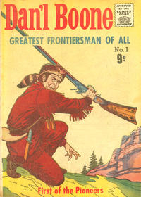 Cover Thumbnail for Dan'l Boone (Cleland, 1956 series) #1