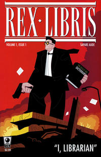 Cover Thumbnail for Rex Libris (Slave Labor, 2005 series) #1