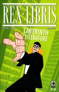 Cover Thumbnail for Rex Libris (Slave Labor, 2005 series) #2