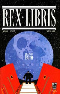Cover Thumbnail for Rex Libris (Slave Labor, 2005 series) #3