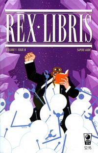Cover Thumbnail for Rex Libris (Slave Labor, 2005 series) #4