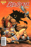 Cover Thumbnail for Red Sonja (2005 series) #18 [Lee Moder Cover]